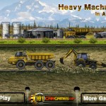 Heavy Machines Screenshot