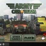 Army Car Team Screenshot