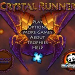 Crystal Runner Screenshot