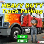 Heavy Duty Truck Parking Screenshot
