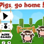 Pigs, go home! Screenshot