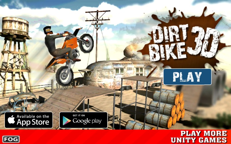 Funny Dirt Bike Games