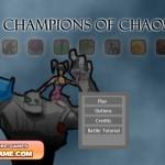 Champions of Chaos Screenshot