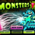 Monsters TD Screenshot