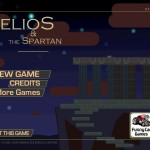 Helios and the Spartan Screenshot