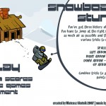Snowboard Stunts Screenshot