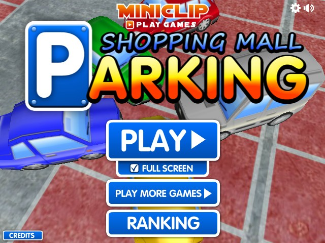 Free Online Mall Car Parking Games