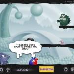 PaintWorld 2: Monsters Screenshot