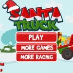 Santa Truck Screenshot