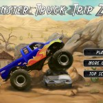 Monster Truck Trip 2 Screenshot