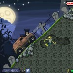 Graveyard Racer Screenshot