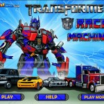 Transformers: Race Machines Screenshot