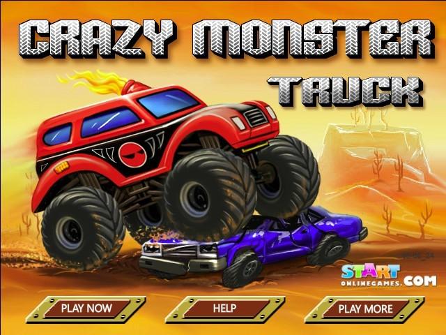 monster truckgame