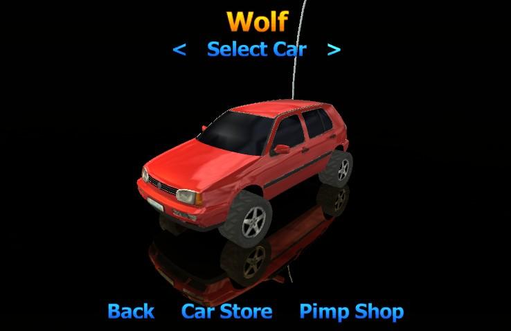 Car Driving Games >> RC Mini Racers - Funny Car Games