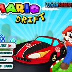 Mario Drift Screenshot