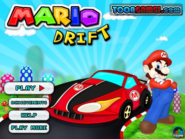 super mario car racing games free online