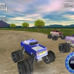 Monster Truck Adventure 3D Screenshot