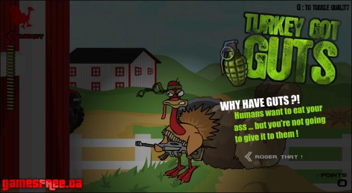 Turkey Got Guts Screenshot