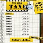 New York Taxi License Screenshot
