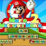Mario Motocross Mania 2 Screenshot
