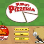 Papa`s Pizzeria Screenshot