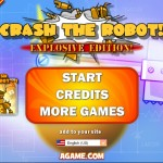 Crash The Robot!: Explosive Edition Screenshot