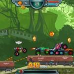 Monsters' Wheels 2 Screenshot