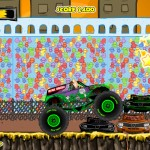 Monster Truck Zombie Crusher Screenshot