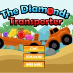 The Diamonds Transporter Screenshot