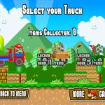 Super Mario Truck 2 Screenshot