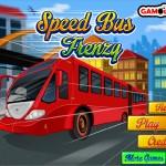 Speed Bus Frenzy Screenshot