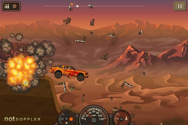 earn to die 2012 funny car games