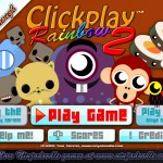 ClickPLAY! Rainbow 2 Screenshot