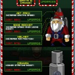 Rocket Santa 2 Screenshot