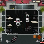 Police Station Parking Screenshot