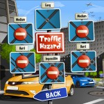 Traffic Hazard Screenshot