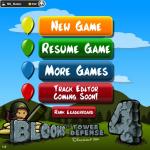 Bloons Tower Defense 4 Screenshot